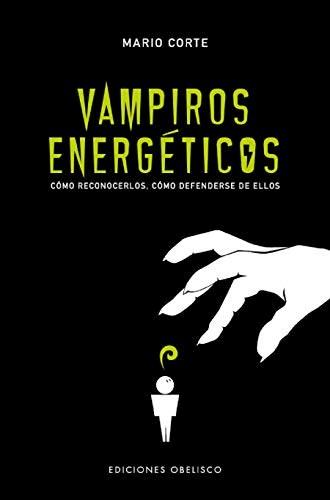 Libro Vampiros Energeticos