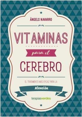 Libro Vitaminas Para El Cerebro  Atencion