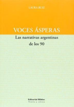 Libro Voces Asperas