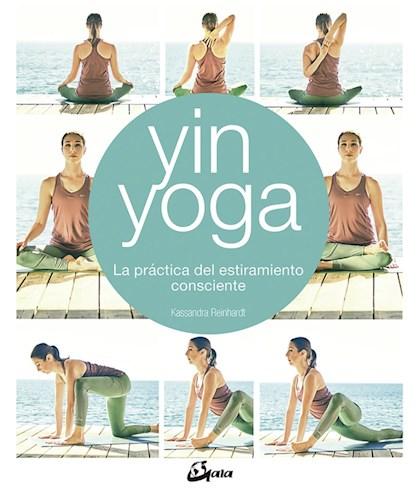 Libro Yin Yoga