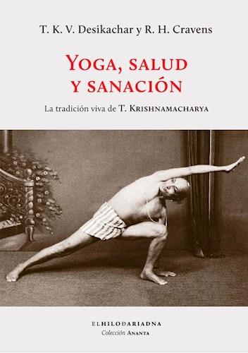 Libro Yoga , Salud Y Sanacion