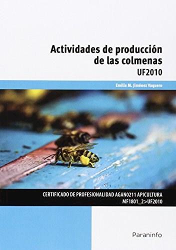 Libro Actividades De Produccin De Las Colmenas