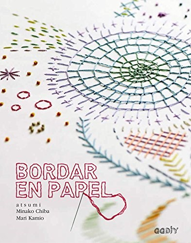 Libro Bordar En Papel