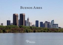 Libro Buenos Aires  Ingles