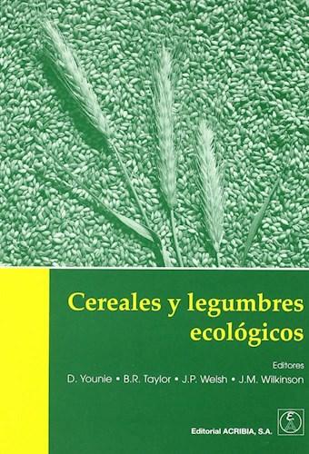 Libro Cereales Y Legumbres Ecologicos