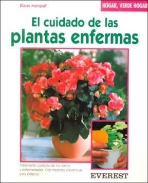 Libro El Cuidado De Las Plantas Enfermas Hogar Verde Hogar