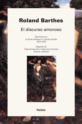 Libro El Discurso Amoroso