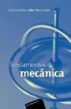 Libro Fundamentos De Mecanica
