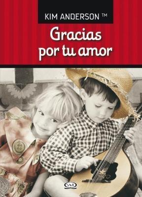 Libro Gracias Por Tu Amor