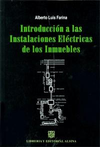 Libro Introduccion A Las Instalaciones Electricas De Los Inmuebles