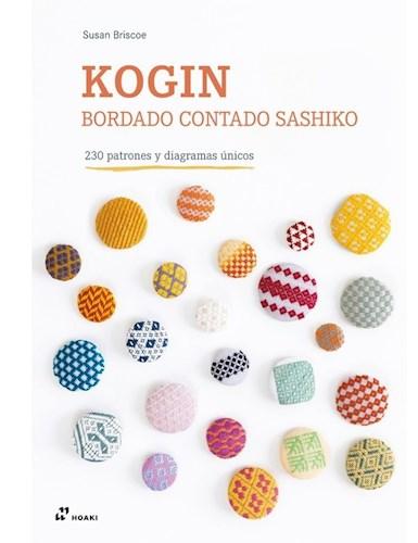 Libro Kogin ,  Bordado Contado Sashiko