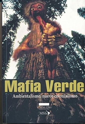 Libro Mafia Verde