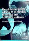 Libro Manual De Inseminacion Artificial De Los Animales Domesticos