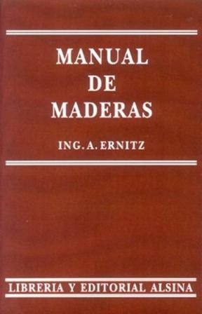 Libro Manual De Maderas