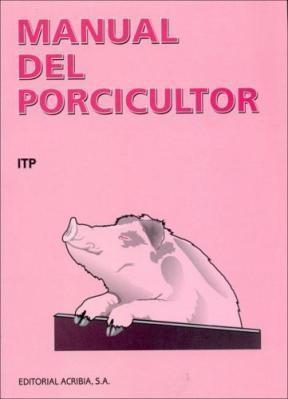 Libro Manual Del Porcicultor