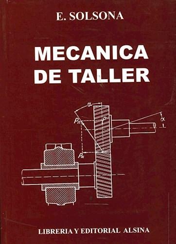 Libro Mecanica De Taller