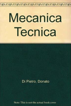 Libro Mecanica Tecnica