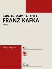 Libro Para Animarse A Leer A Franz Kafka