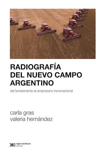 Libro Radiografia Del Nuevo Campo Argentino
