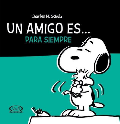 Libro Snoopy  Un Amigo Es...