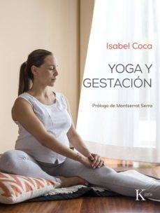 Libro Yoga Y Gestacion