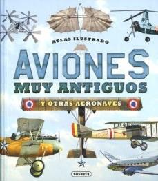Libro Aviones Muy Antiguos Y Otras Aeronaves