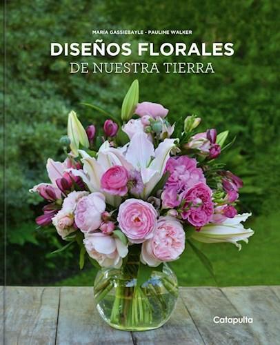 Libro Diseños Florales De Nuestra Tierra