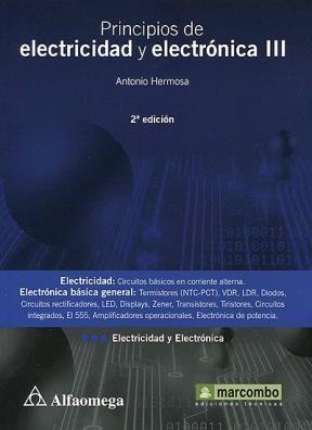 Libro Iii. Principios De Electricidad Y Electronica