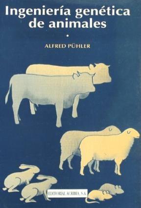 Libro Ingenieria Genetica De Animales