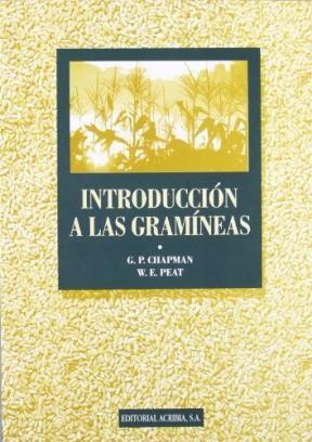 Libro Introduccion A Las Gramineas