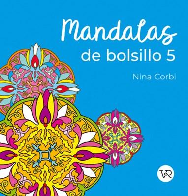 Libro Mandalas De Bolsillo 5