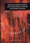 Libro Manual De Ingenieria Basica Para Prevencion Y Extincion De Incendios Forest