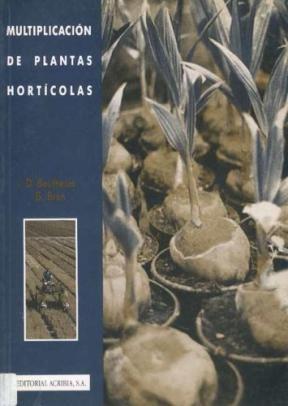 Libro Multiplicacion De Plantas Horticolas