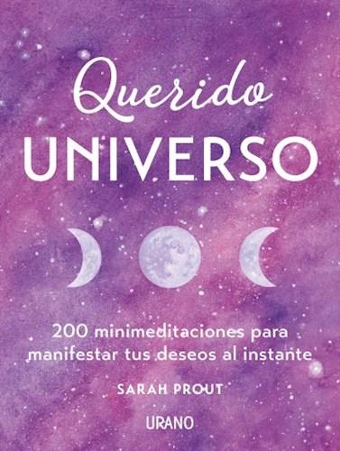 Libro Querido Universo