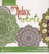 Libro Relax Arte : Mandalas