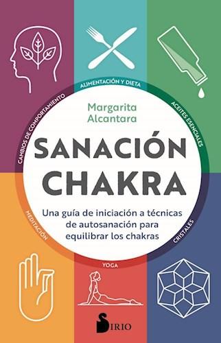 Libro Sanacion Chakra