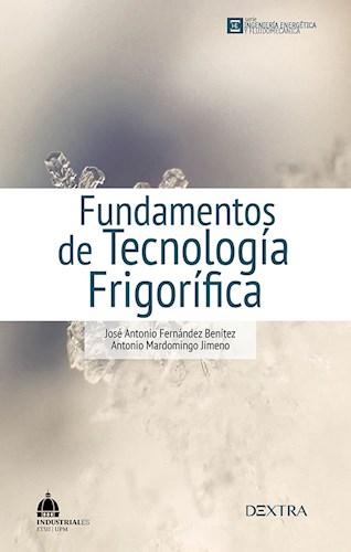 Libro Fundamentos De Tecnologia Frigorifica
