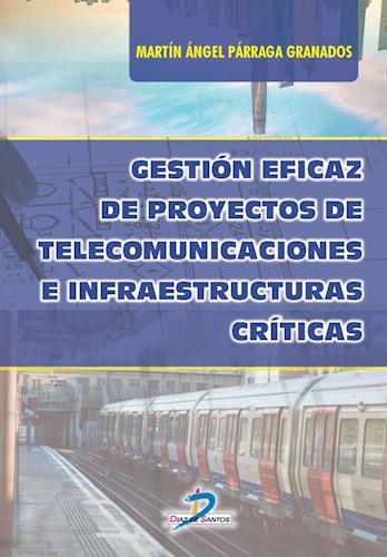 Libro Gestion Eficaz De Proyectos De Telecomunicaciones