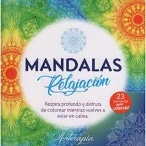 Libro Mandalas : Relajacion