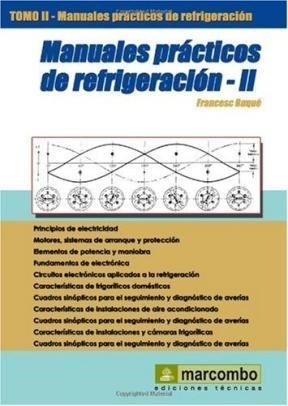 Libro Manuales Practicos De Refrigeracion ( Tomo 2 )