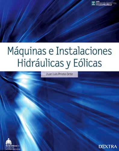 Libro Maquinas E Instalaciones Hidraulicas Y Eolicas