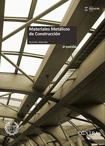 Libro Materiales Metalicos De Construccion