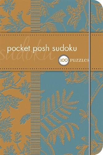 Libro Pocket Posh Sudoku