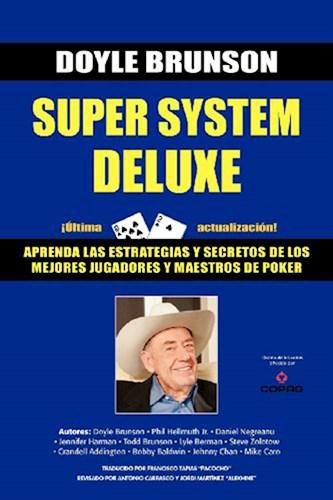 Libro Super System Deluxe Expertos -3 Tomos