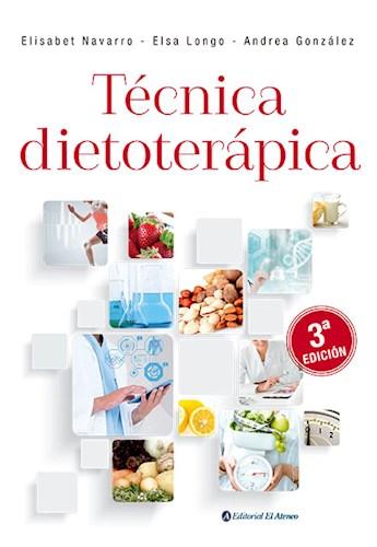 Libro Tecnica Dietoterapica