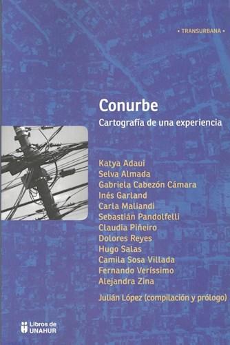 Libro Conurbe : Cartografia De Una Experiencia