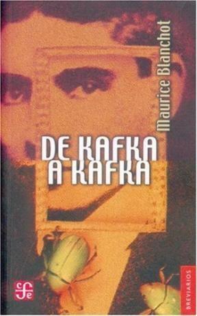 Libro De Kafka A Kafka