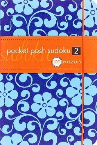 Libro Pocket Posh Sudoku 2