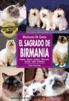 Libro El Sagrado De Birmania  Manauales De Gatos