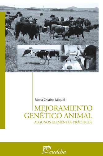Libro Mejoramiento Genetico Animal
